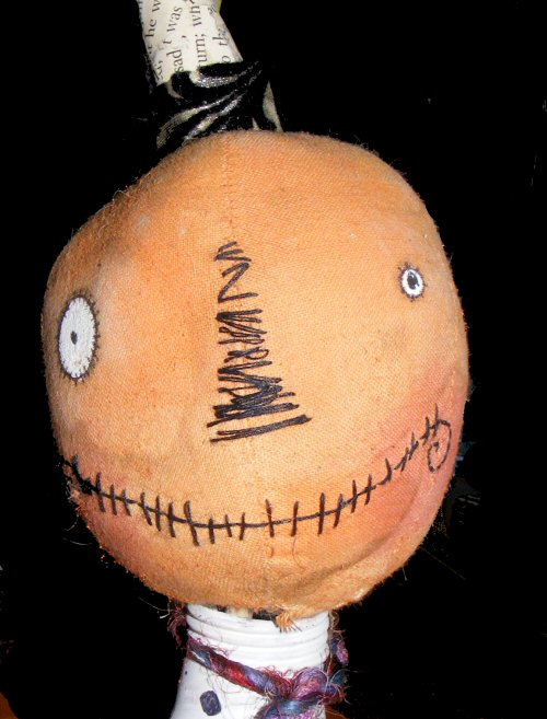 Party Pumpkin Make-Do