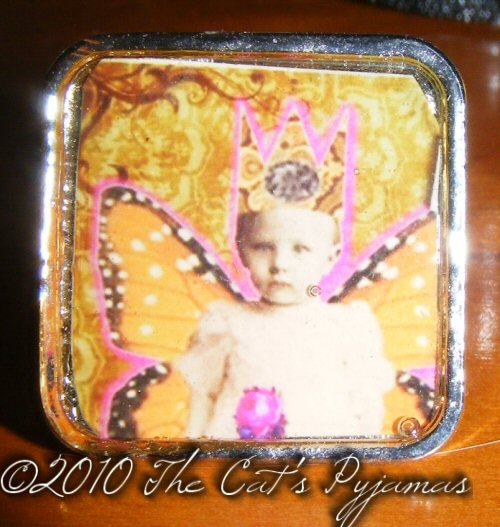 Fairy of the Lily Ring