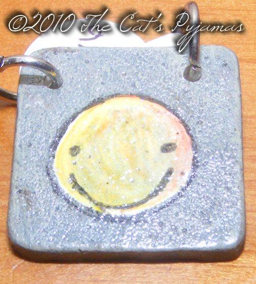 Happy Face pendant