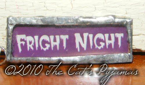 Fright Night pendant