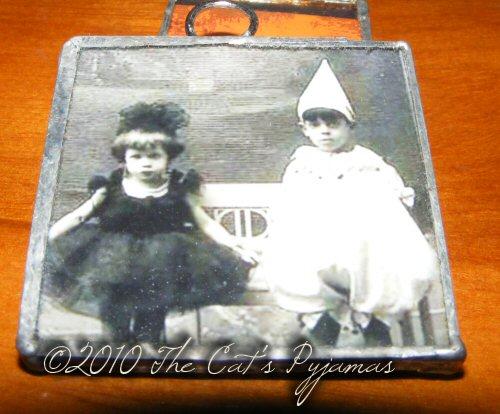 Vintage Costumes pendant
