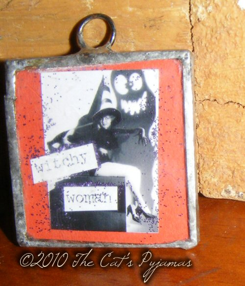 Witchy Woman Pendant