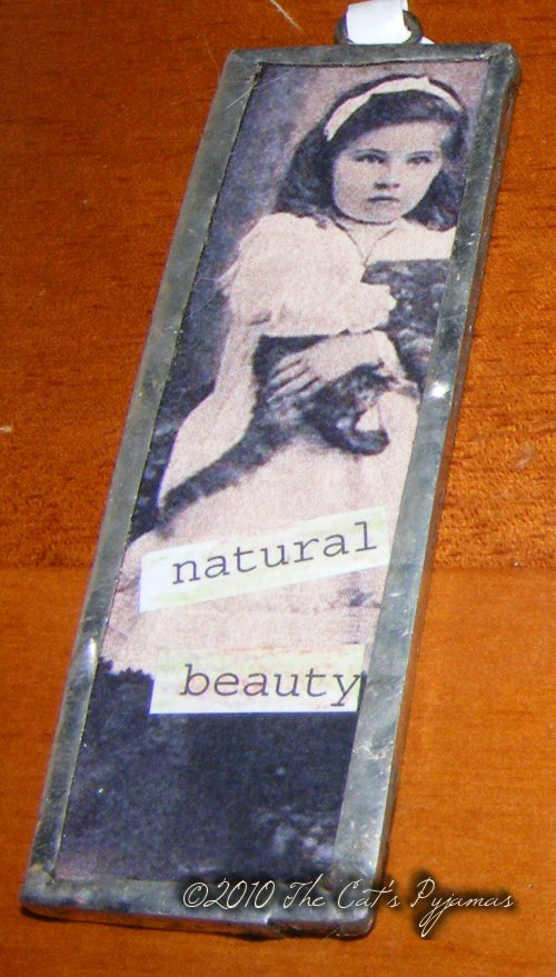 Natural Beauty Pendant