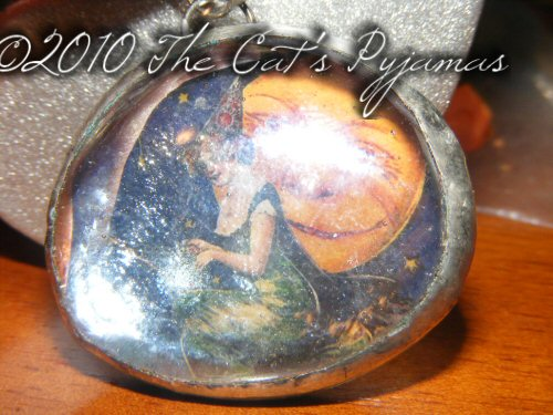 Man in the Moon pendant