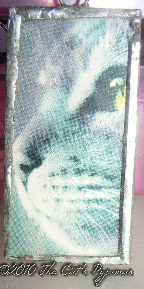 Kitty Profile pendant