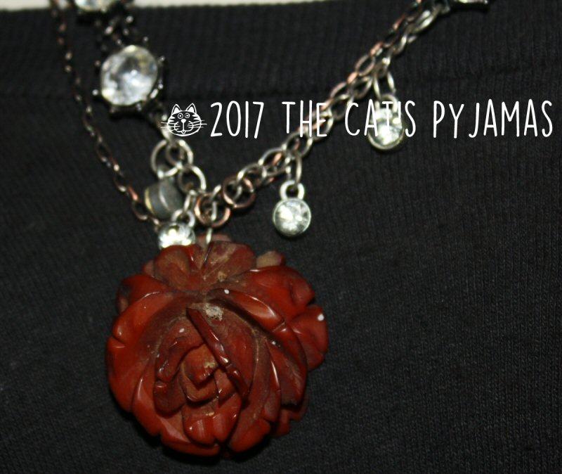Old Rose Necklace