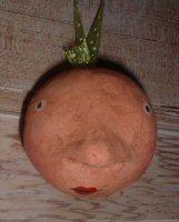 Baldy Ornament