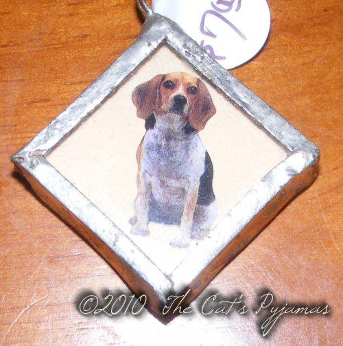 Beagle Pendant