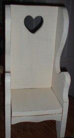 Big Doll Chair