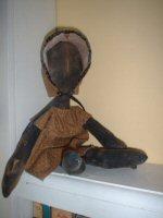 Black Prairie Doll.....SOLD!