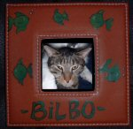 Personalized Cat Frame