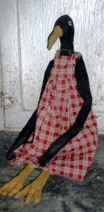 Clara Crow Doll