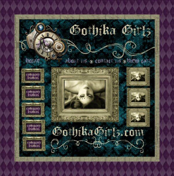 Gothika Girlz graphics