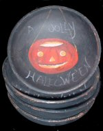 Jolly Halloween Bowls