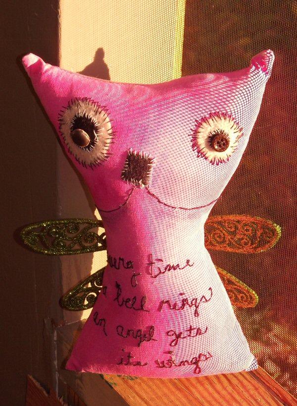 Angel Kitty Doll