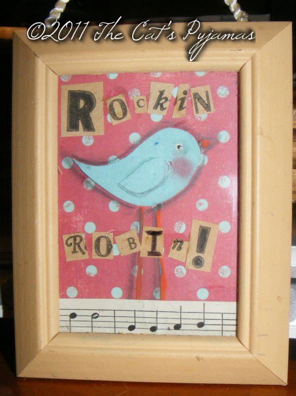 Rockin' Robin Assemblage