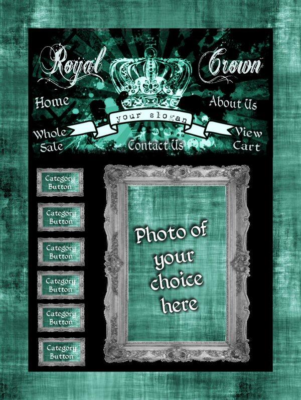 Royal Crown graphics