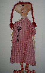 Simplify Annie Doll.....SOLD!