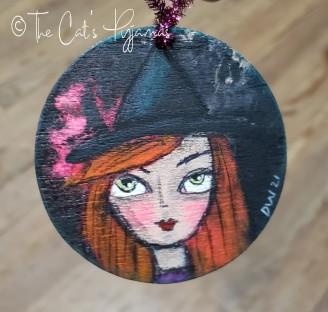 Sandra ornament