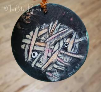 Mortimer ornament