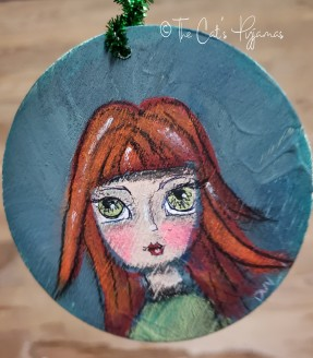 Sheryl ornament