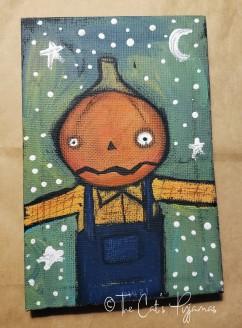 Steven Scarecrow