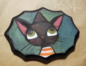 Black Cat Bobby