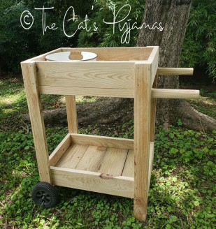 Custom Order: Garden Cart