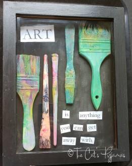 ART Shadowbox