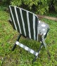 Floral Folding Chair