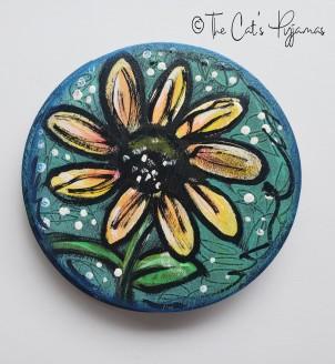 Sunflower Ornament