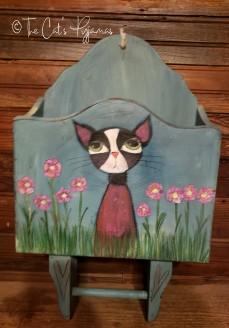 Kitty Mail Sorter