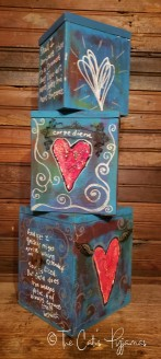 Heart Canisters