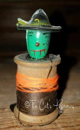 Witchy Woman assemblage