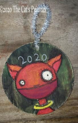 Christmas 2020 Ornament #2