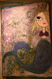 Zoey the Mermaid