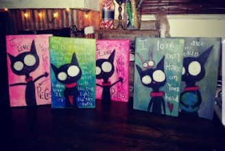 SOLD Custom order kitties