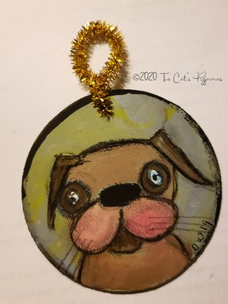 Puppy Dog Ornament