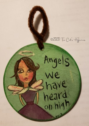 Angels Ornament
