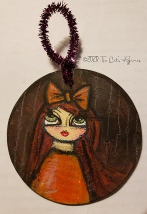 Lisa Ornament