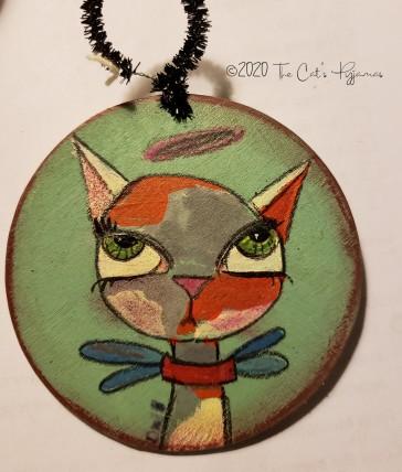 Darlene ornament
