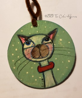 Simon ornament