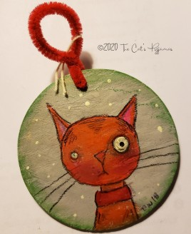 Miranda ornament