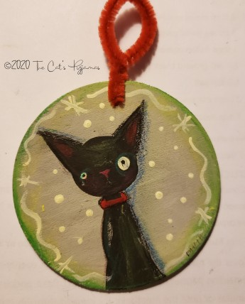 Sherman ornament