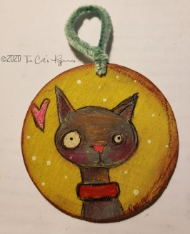 Harriet ornament