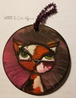 Callie ornament