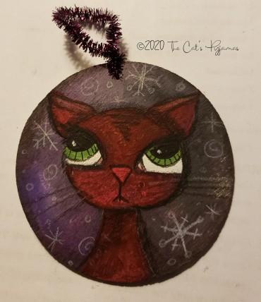 Larry ornament