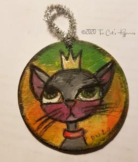 Shasta ornament