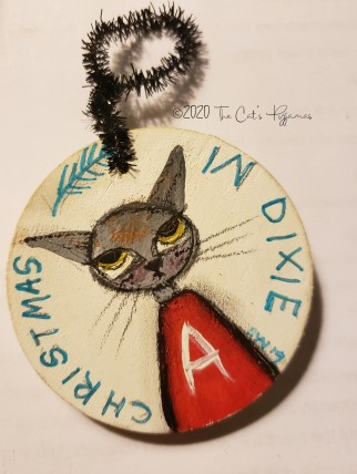 Christmas in Dixie ornament