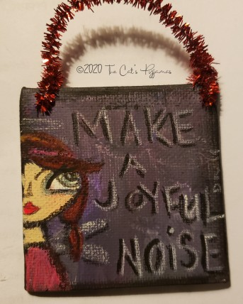 Joyful Noise ornament